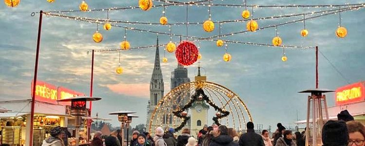 Jingle and mingle through Zagreb Advent